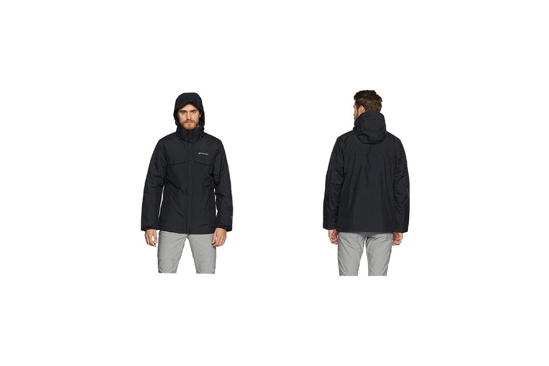 Columbia Sportswear Men's Bugaboo Interchange Jacket