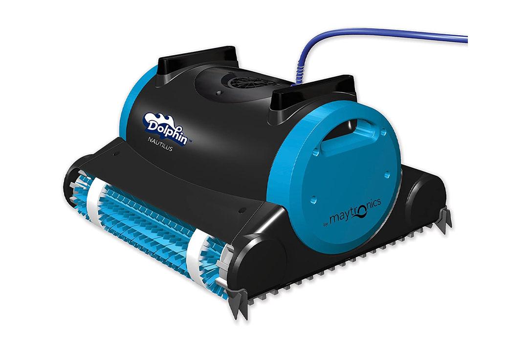 Dolphin 99996323 Dolphin Nautilus Robotic Pool Cleaner