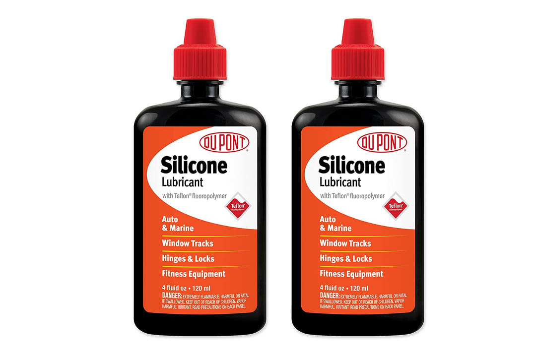 DuPont Silicone Lubricant