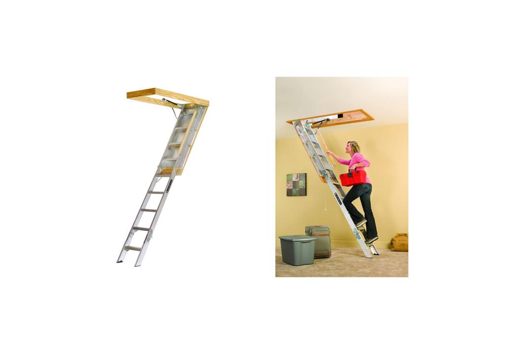 Elite Aluminum Attic Ladder
