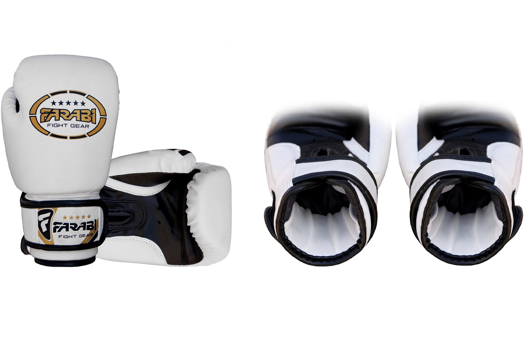 Farabi Kids Boxing Gloves Junior Mitts Junior Mma Kickboxing Sparring Gloves