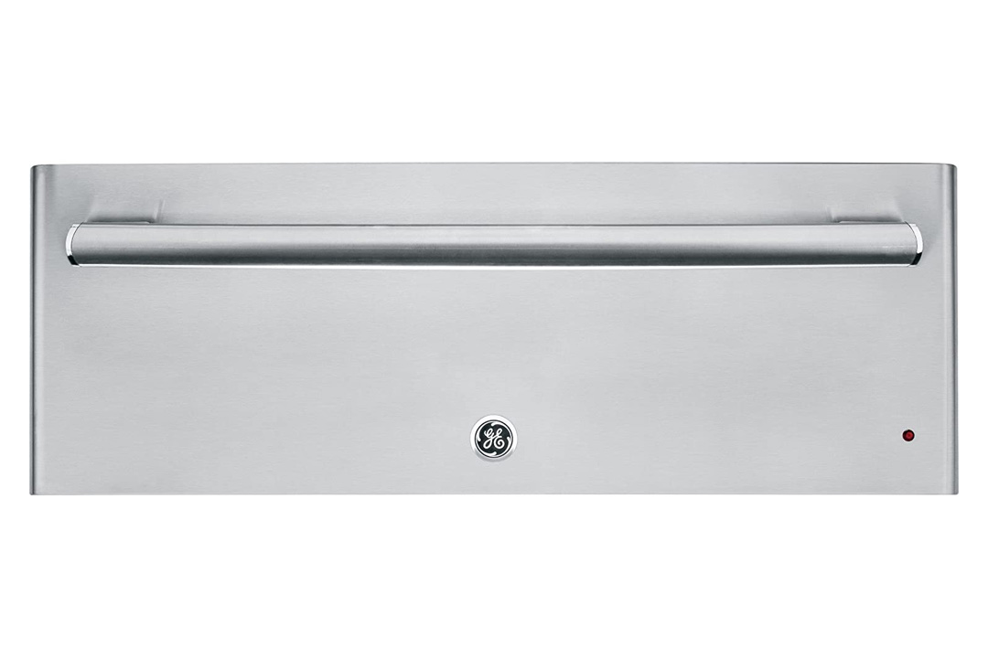 "GE PW9000SFSS Profile 30"" Stainless Steel Electric Warming Drawer"