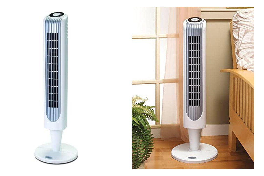 Holmes Oscillating Tower Fan