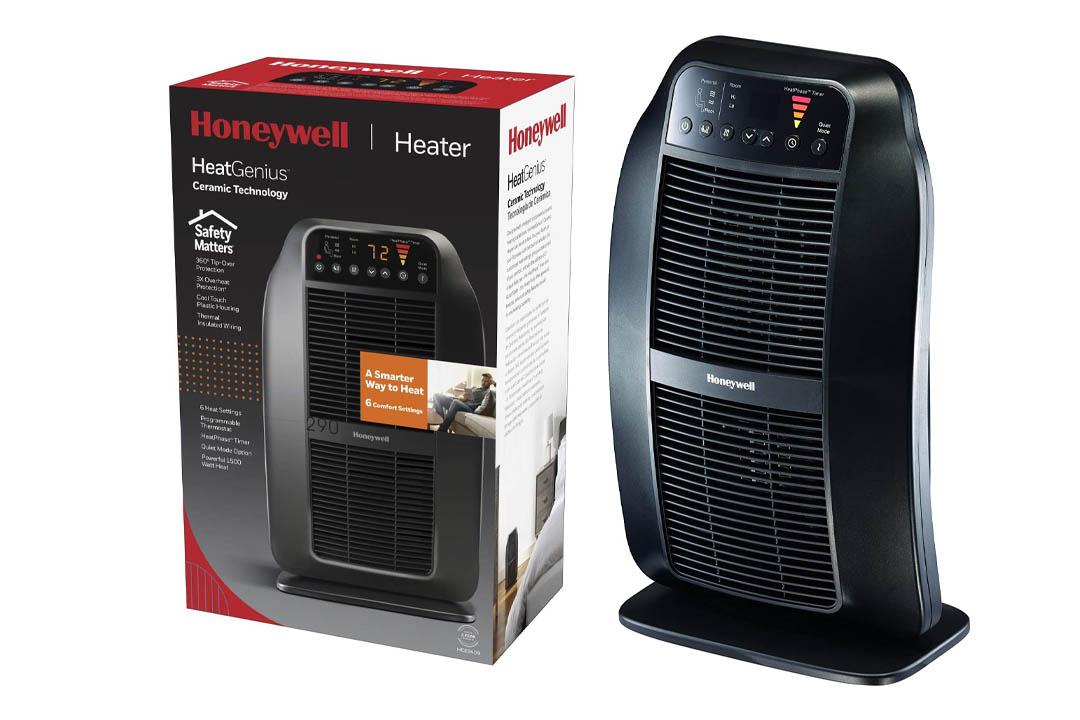 Honeywell HCE840B Heat Genius Ceramic Heater