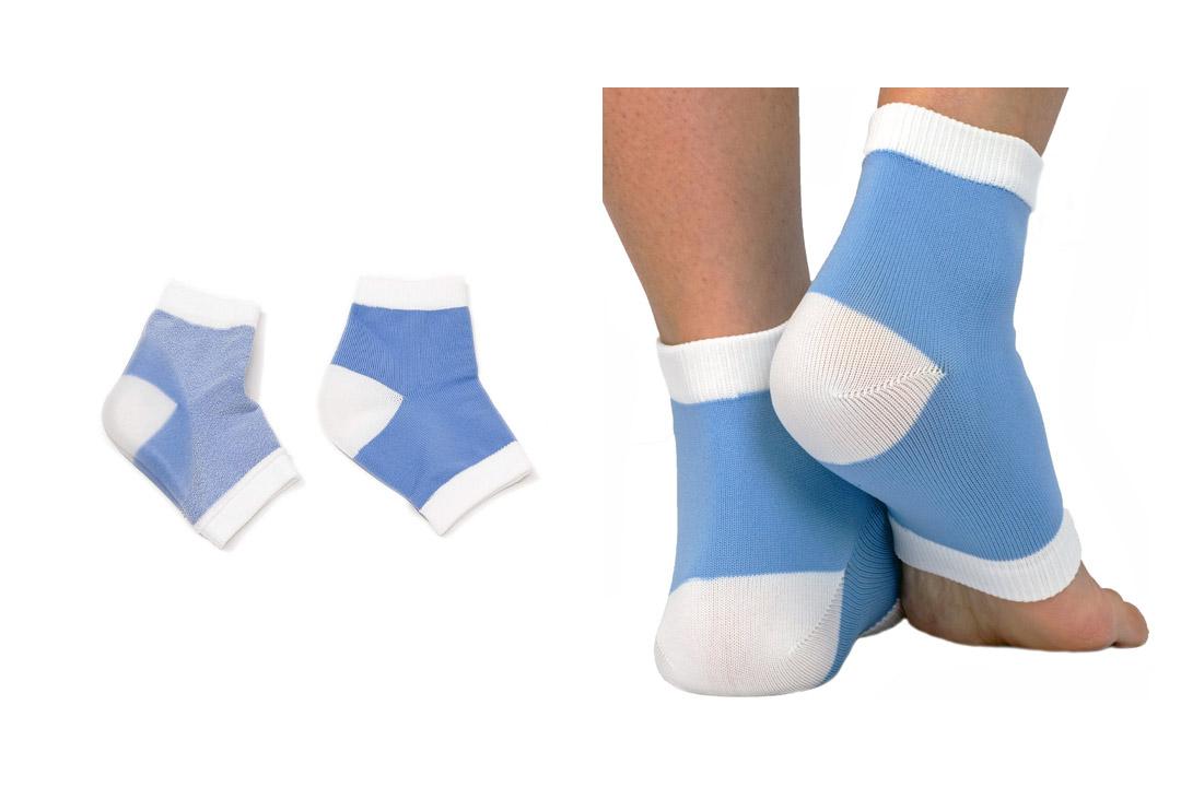 Intensive Moisturizing Gel Heel Sleeves