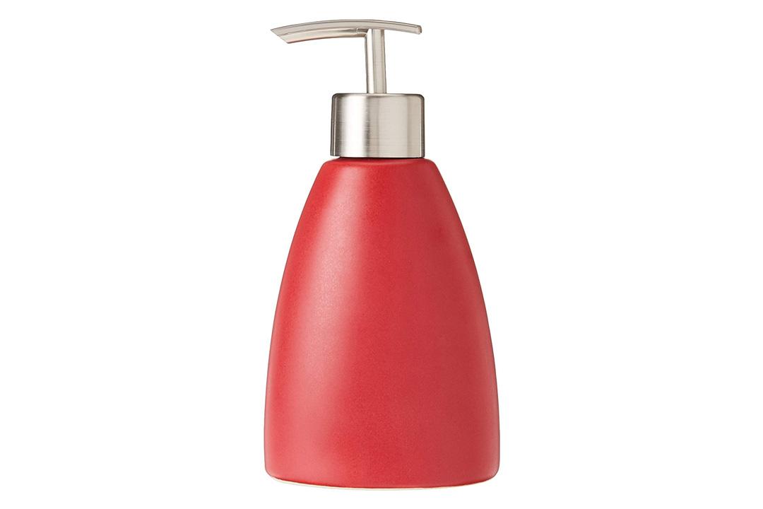 Kiera Grace Cleo Ceramic Lotion Dispenser
