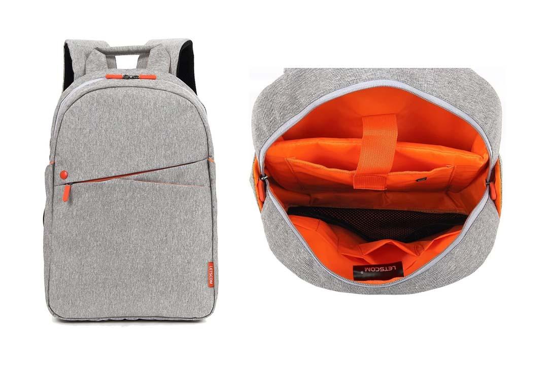 LETSCOM Laptop Backpack