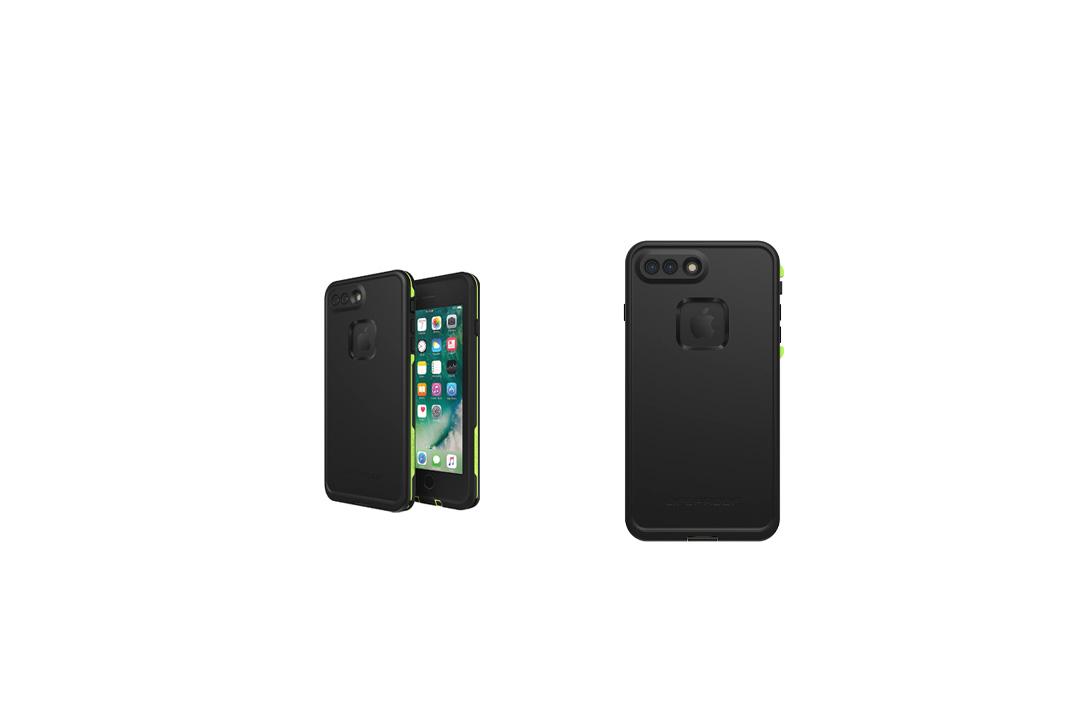 Lifeproof FRĒ SERIES Waterproof Case for iPhone 8 Plus & 7 Plus