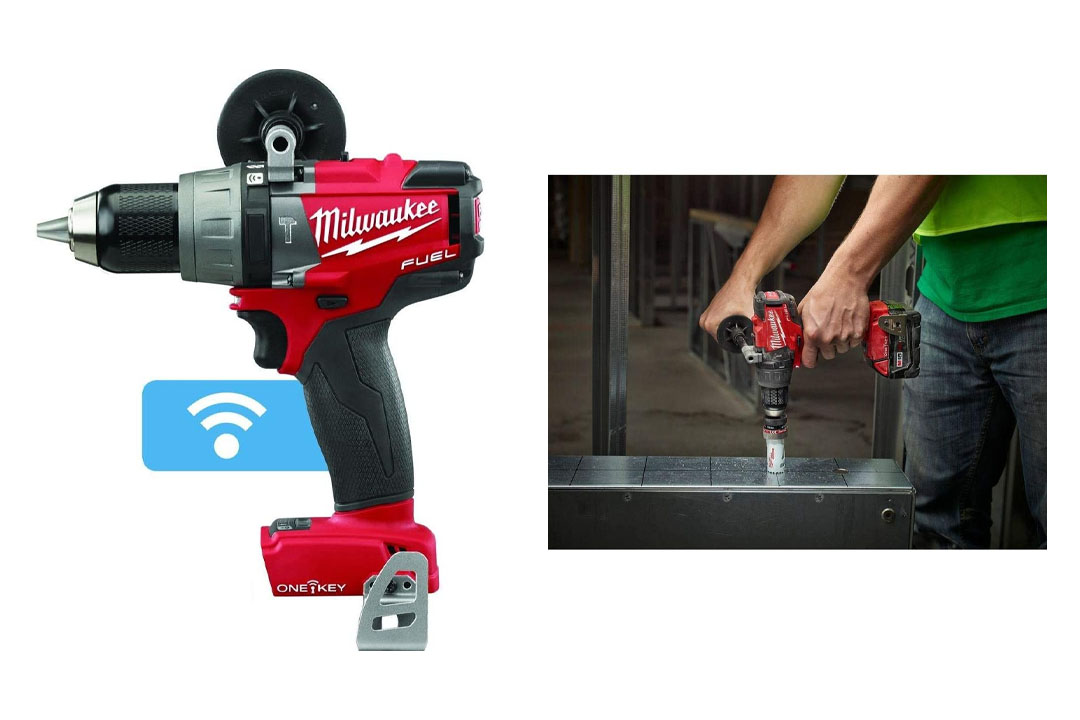 Milwaukee 2704-20 M18 FUEL Hammer Drill/Driver