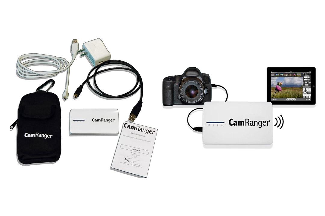 Remote Canon and Nikon Camera Controller