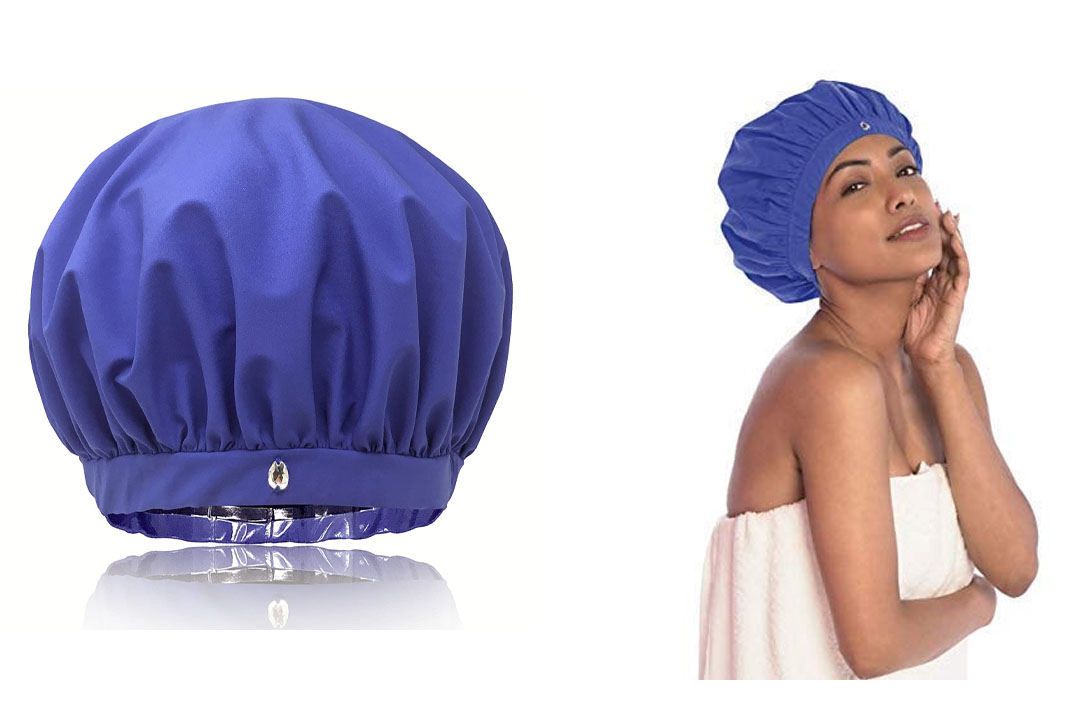 SUPERPOWER CAP The Only Shower Cap