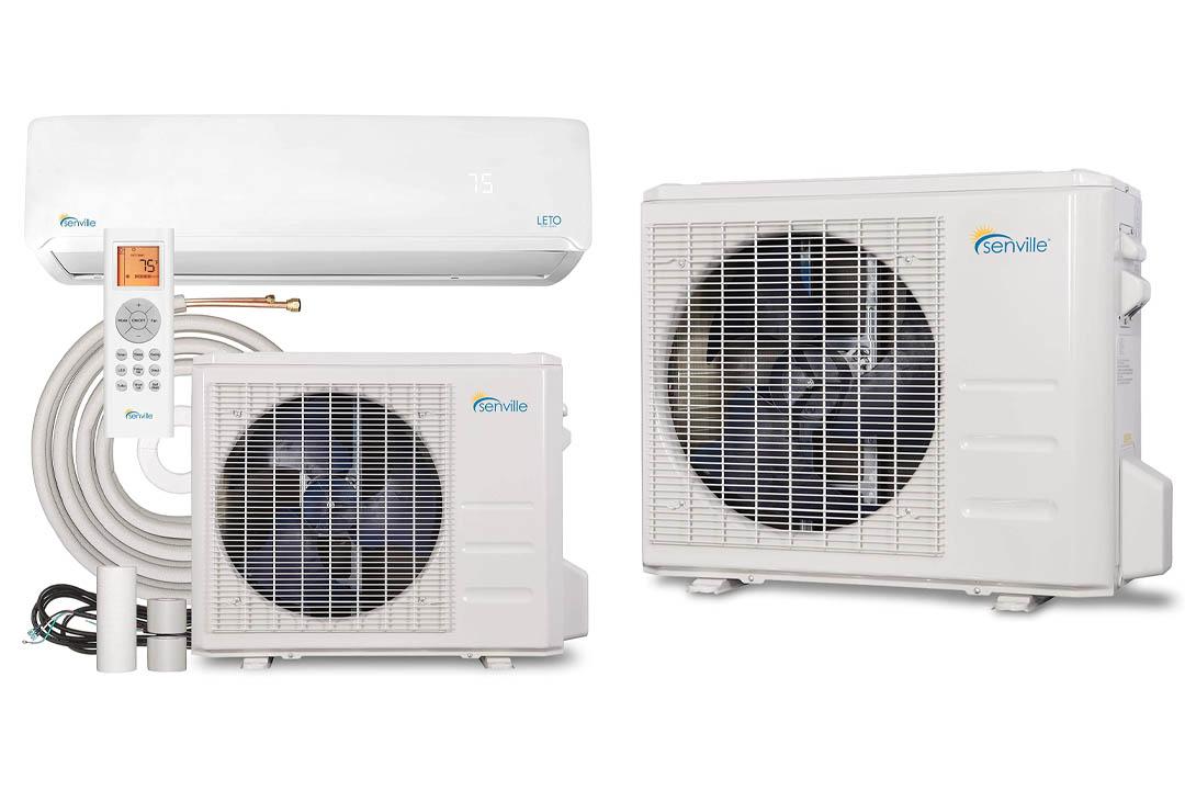 Senville Split Air Conditioner and Heat Pump