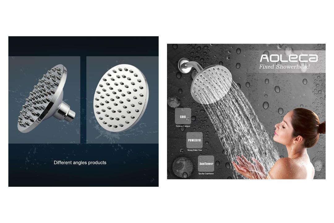 Showerhead Aidodo 6 Inch