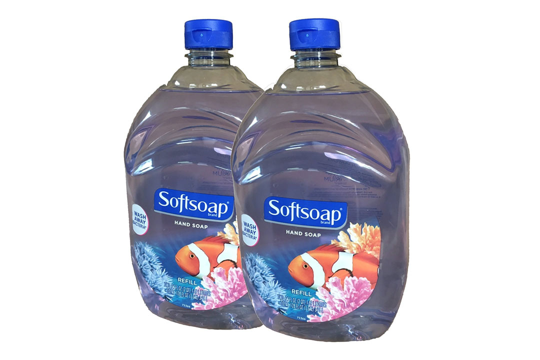 Softsoap Liquid Hand Soap, Aquarium Series