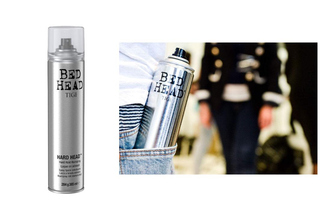 TIGI Bed Head Hard Head Hair Spray-10.6 Ounce