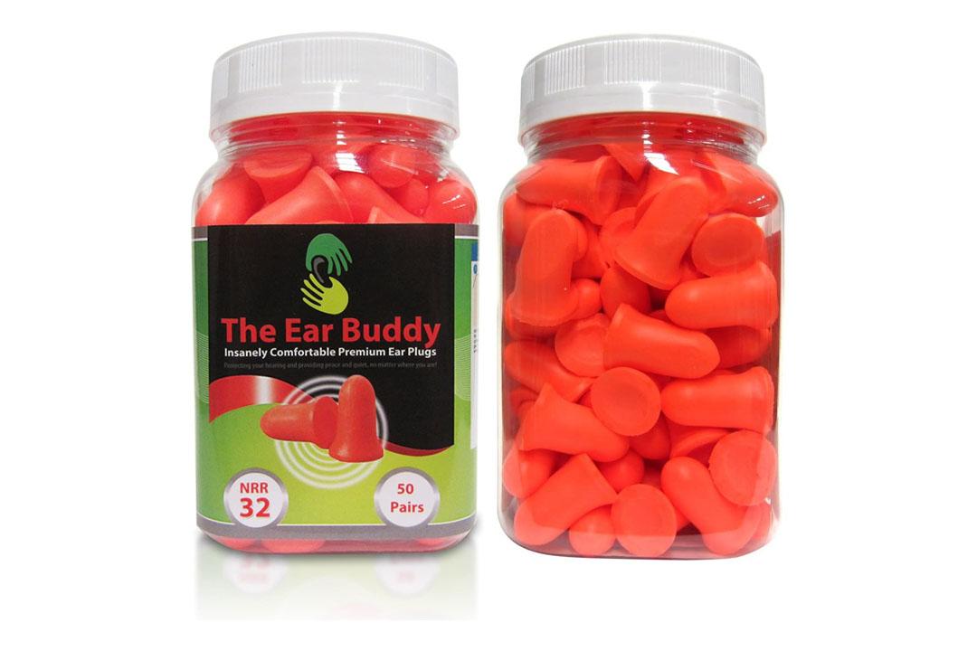 The Ear Buddy Ear Plugs