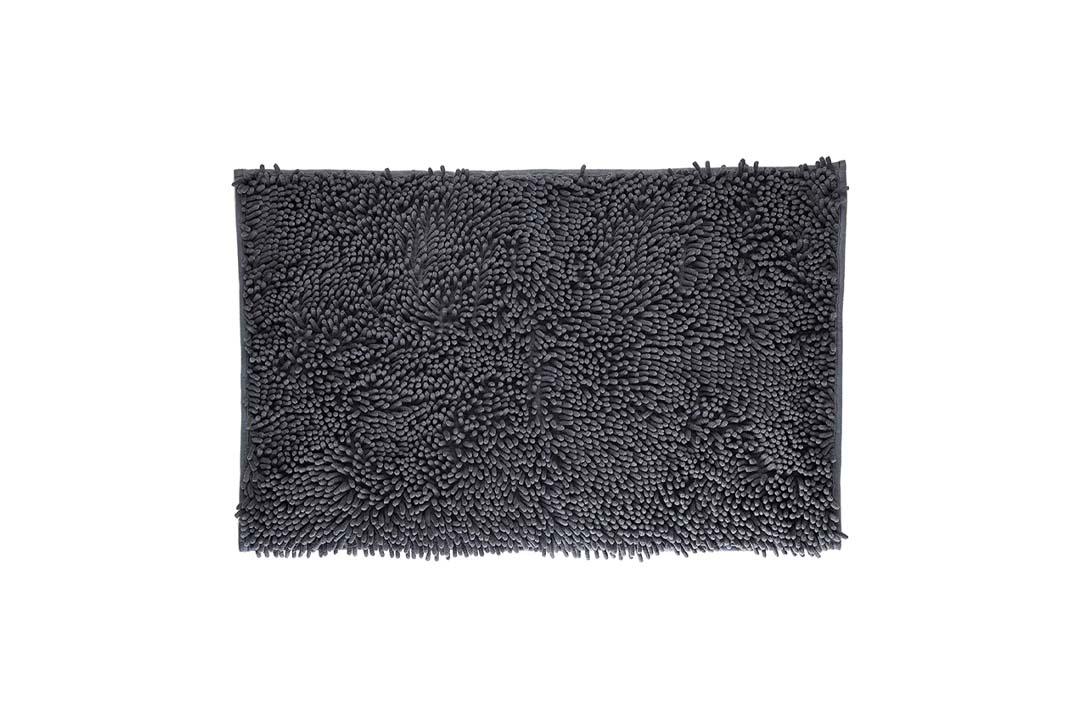 VDOMUS Soft Microfiber Shag Bath Rug