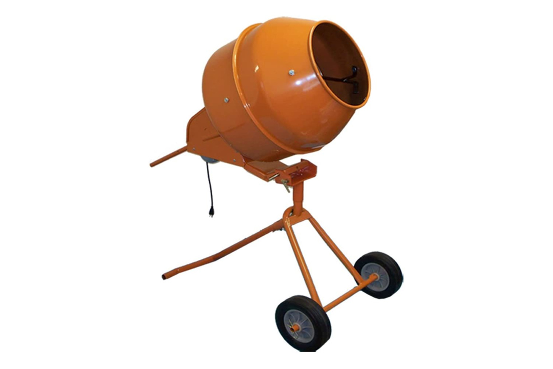 8 Cubic TALL Cement Mixer Portable Concrete Mixing Motar Mixer