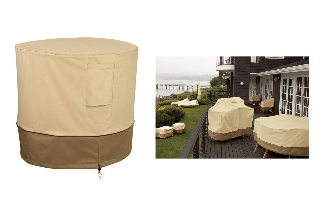 Air Conditioner Cover, Round