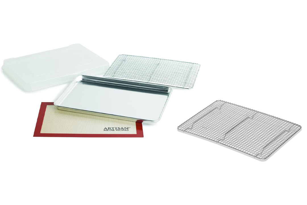 Artisan Bakers Set, Includes Half-Size Baking Sheet