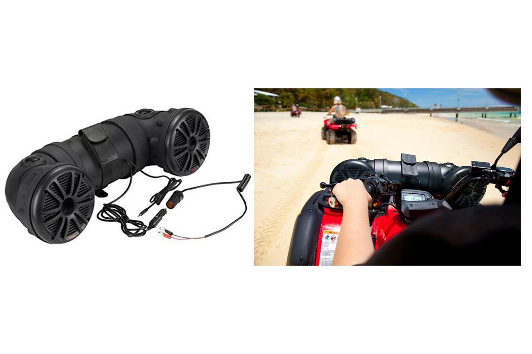 BOSS AUDIO ATV20 Powersports Plug and Play Audio System