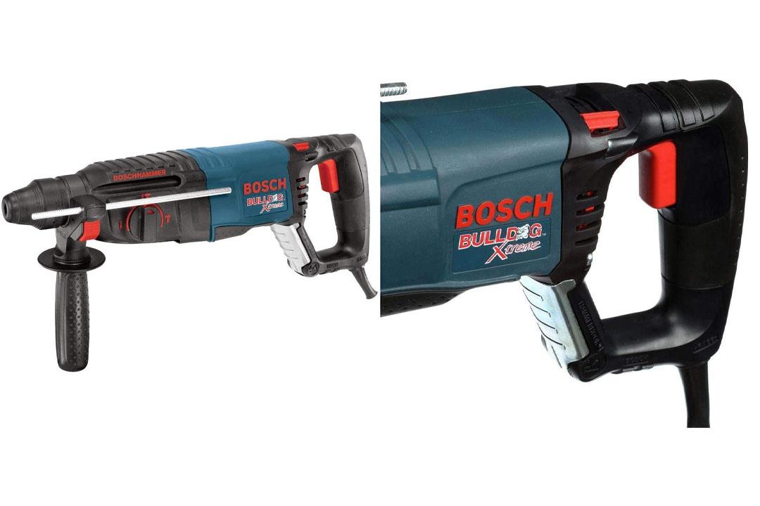 Bosch 11255VSR-RT BULLDOG Xtreme 1-Inch SDS-plus D-Handle Rotary Hammer