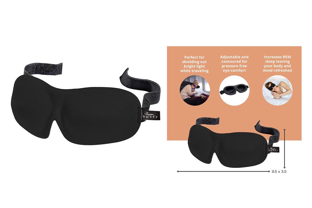 Bucky Eye Mask