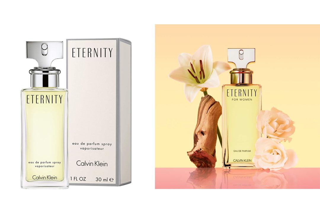 Calvin Klein ETERNITY Eau de Parfum