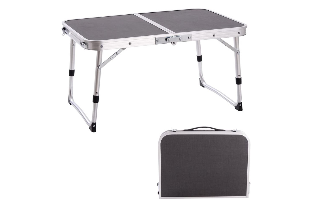 CampLand Aluminum Folding Table