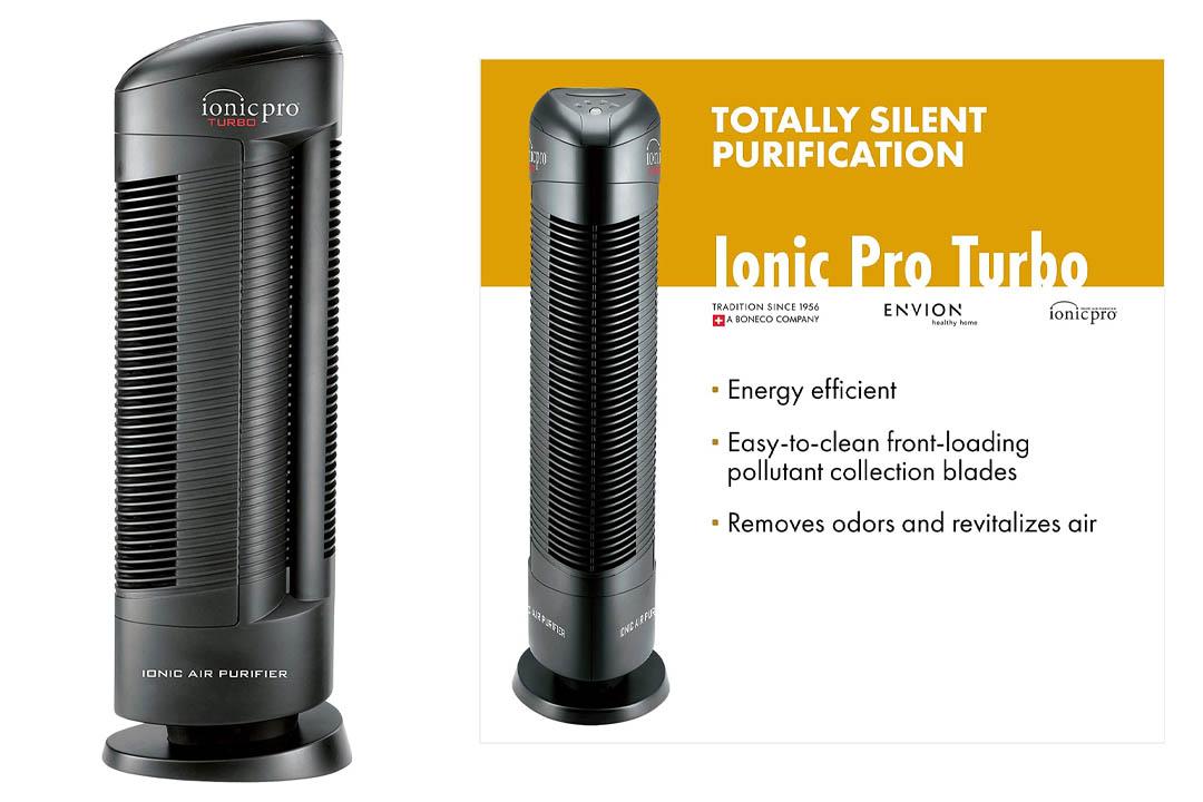 Envion Ionic Pro Turbo Ionic Air Purifier