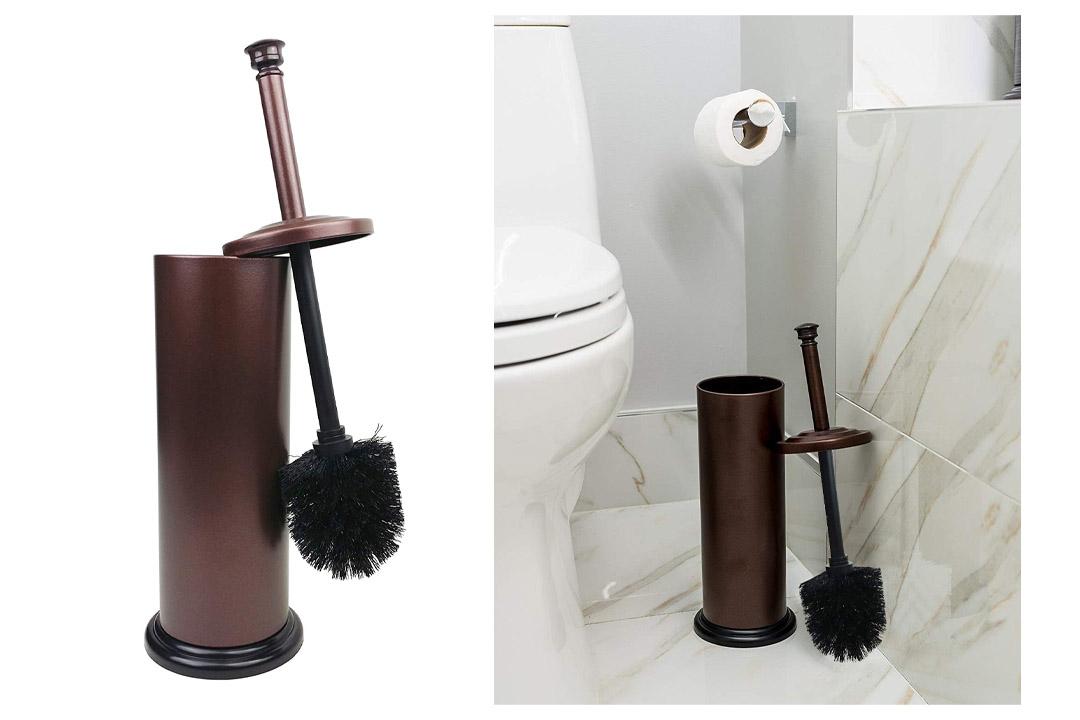 Estilo Stainless Steel Toilet Brush