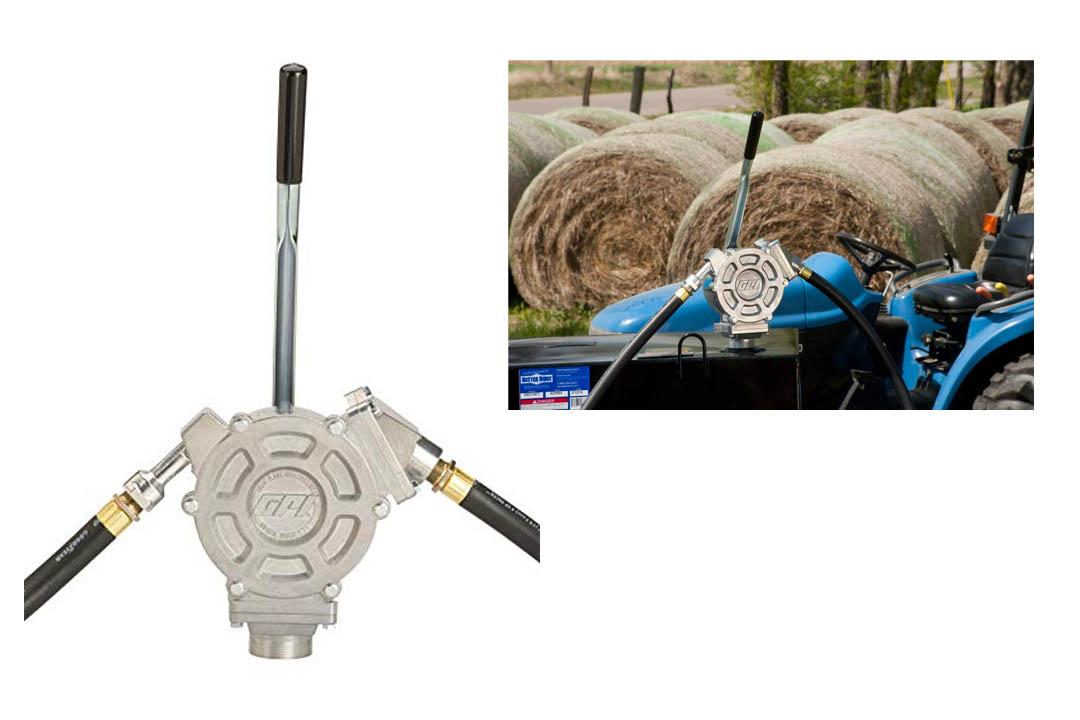 GPI 114000-10, HP-100-UL High Flow Piston Fuel Hand Pump