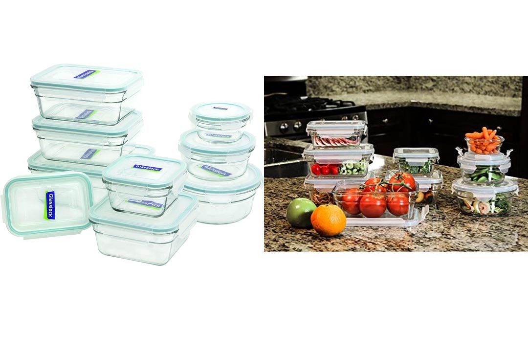 Glasslock Container Set