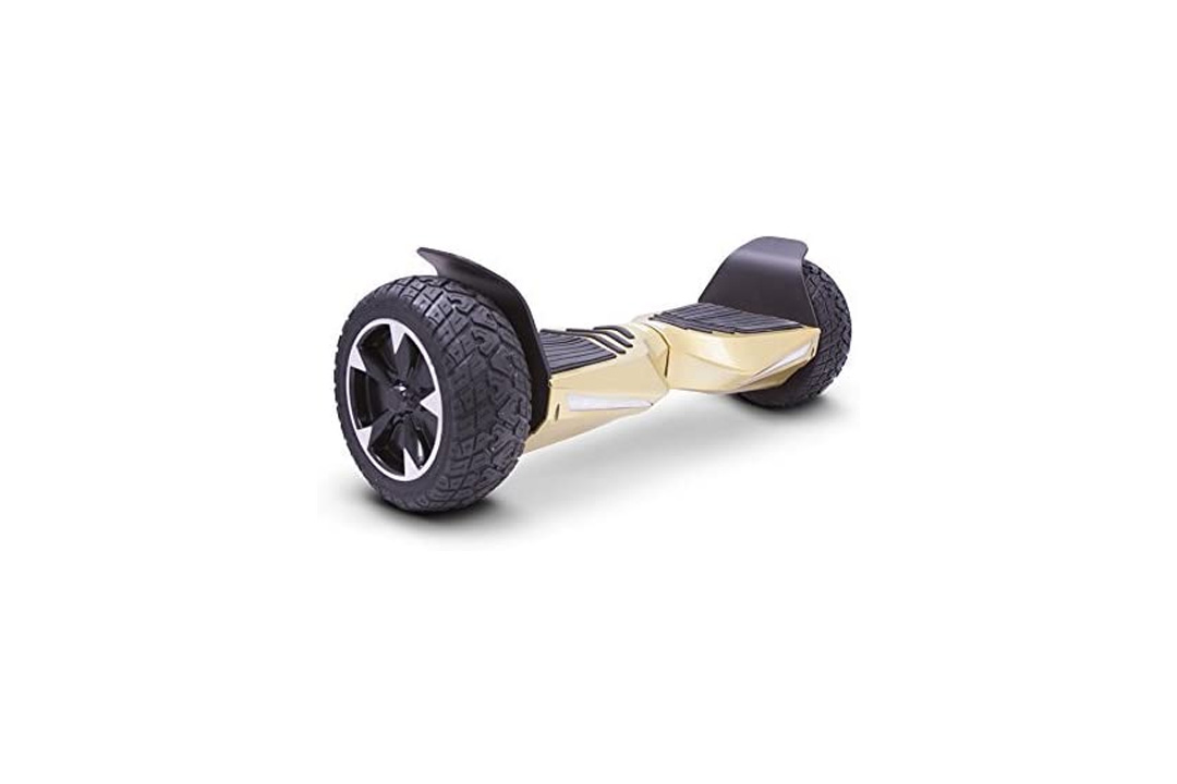 Go-Bowen's New Self-Balancing Scooter