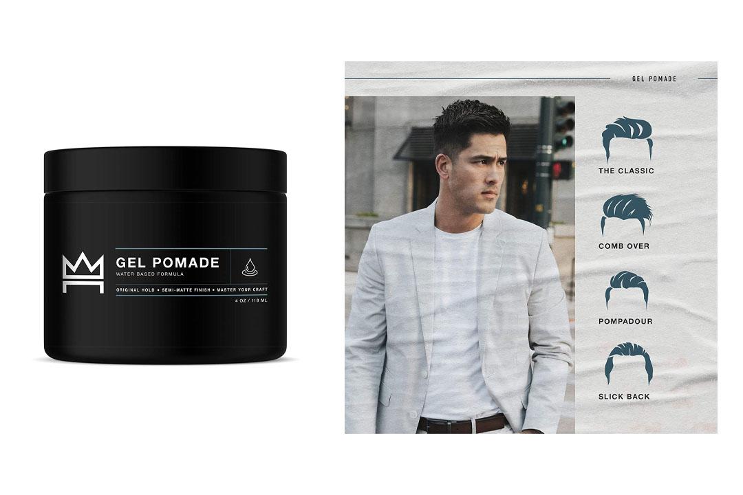 Hair Craft Co. Pomade 4oz