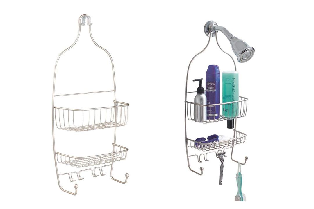 InterDesign Raphael Bathroom Shower Caddy