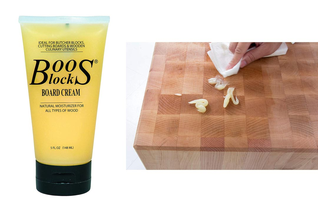 John Boos Butcher Block Board Cream