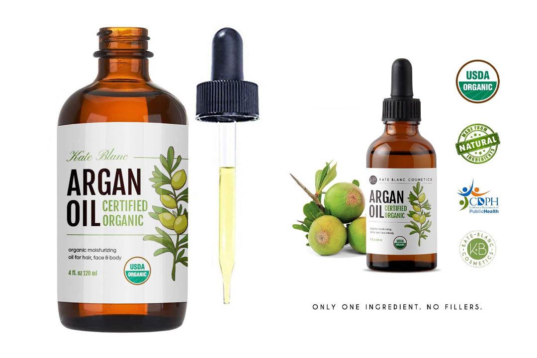 Moroccan Argan Oil, USDA Certified Organic