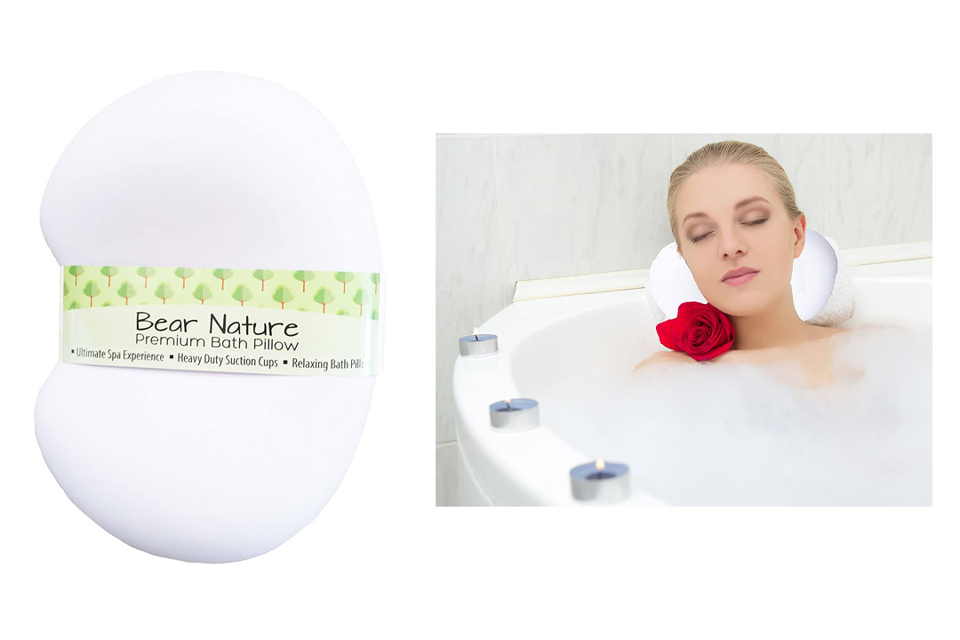 Mother's Day Bath Pillow