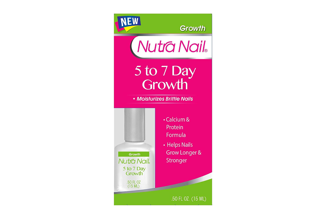 Nutra Nail Calcium and Protein Formula 5 to 7 Day Growth