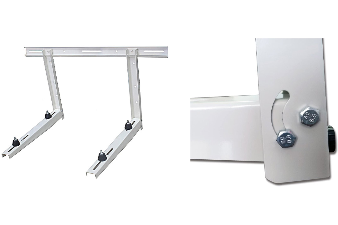 Outdoor Mounting Bracket for Ductless Mini Split Air Conditioner