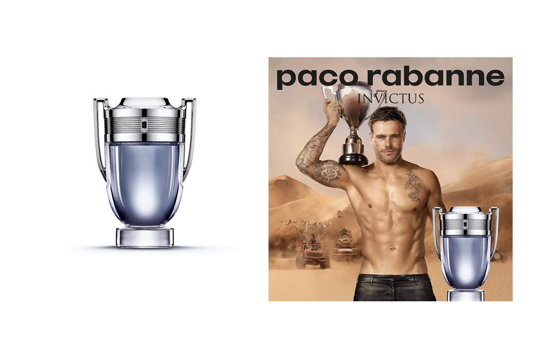 Paco Rabanne Invictus Eau de Toilette Spray for Women