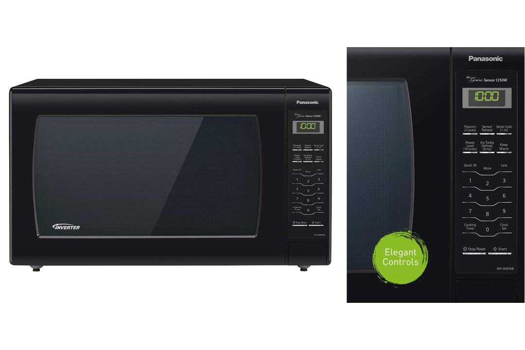 Panasonic NN-SN936B Countertop Microwave
