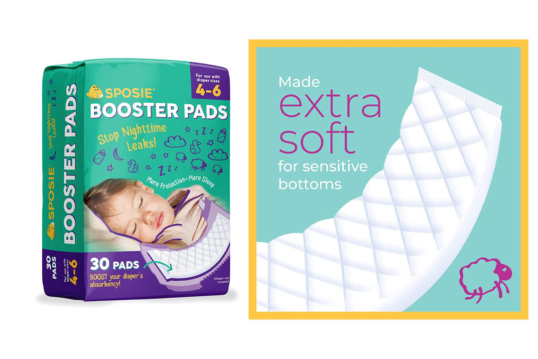 Sposie Booster Pads Diaper Doublers