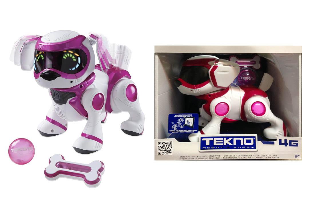 Tekno 4G Interactive Robotic PuppyTekno 4G Interactive Robotic Puppy