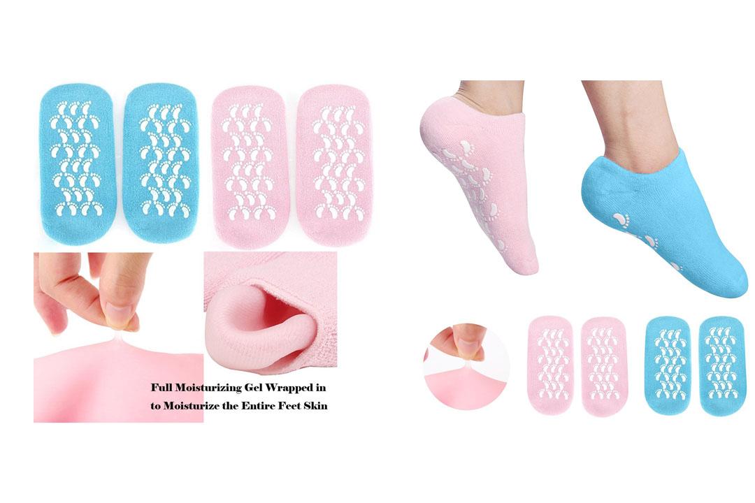 Ultra-Soft Moisturizing Socks