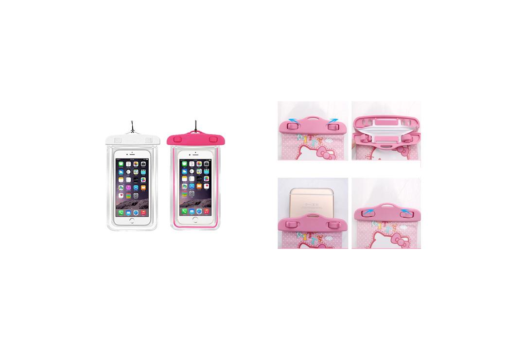 Universal Waterproof Phone Case Dry Bag CaseHQ