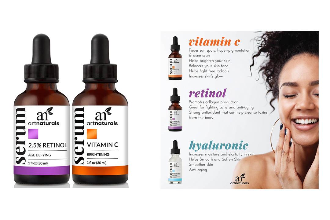 Art Naturals Organic 20% Vitamin C Serum