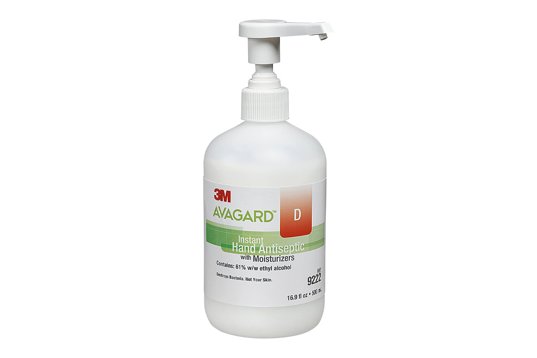 Avagard D 3M Healthcare Sanitizer Hand Gel with Moisturizer