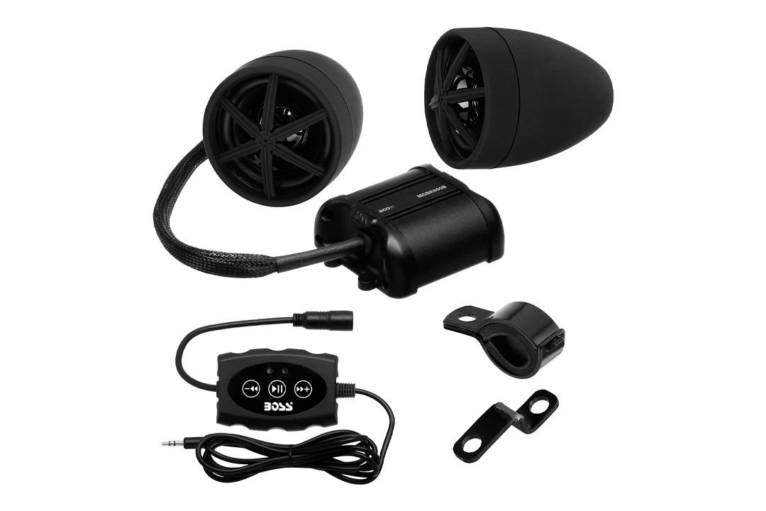 BOSS Audio MCBK600B Speaker/Amplifier Sound System